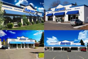 Aaron's Inc Portfolio / 18 Locations
