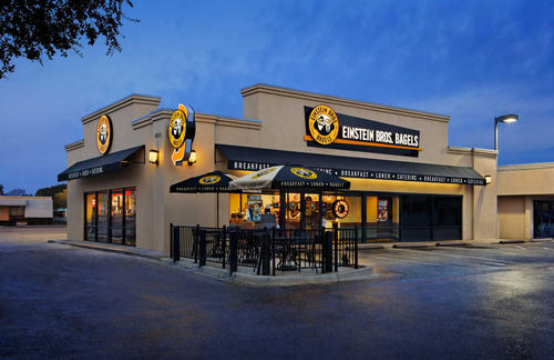 Einstein Bros. Bagels / Chattanooga, TN / $1,387,500