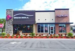 Taco Bell   Pizza Hut / Melbourne, FL