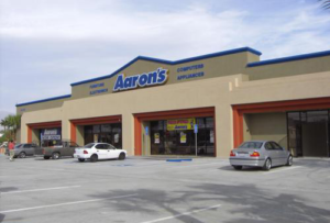 Aaron's / Forest City, NC