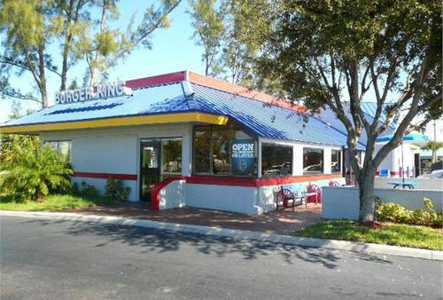 Burger King - Lantana, FL - Price 1,250,000