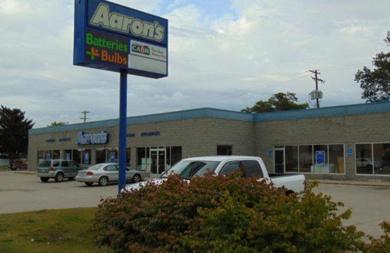 Aaron's Plaza