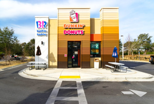 dunkin donuts defuniak springs