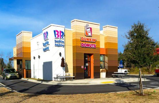 Dunkin&#8217&#x3B; Donuts Test