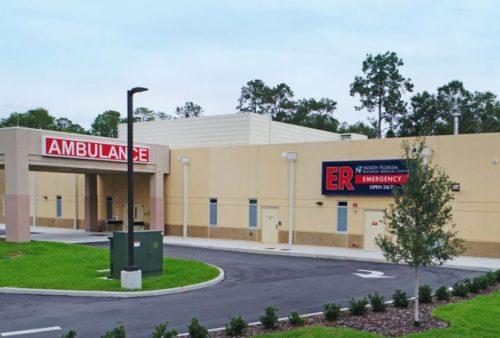 North Florida Regional Medical Center / Gainesville, FL