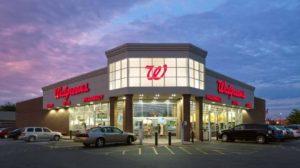Reg Parsons - Walgreens