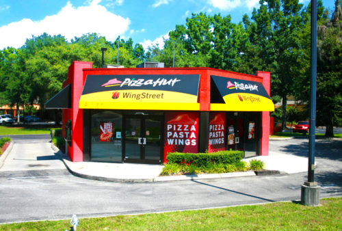 Pizza Hut/ Gainesville, FL