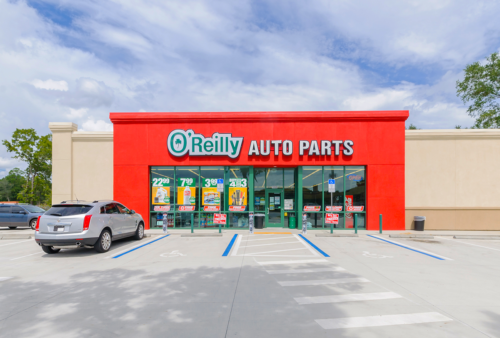 O'Reilly Auto Parts / Lauderhill, FL