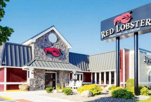 Red Lobster / Lufkin, TX
