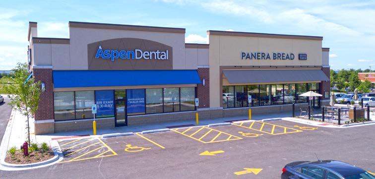 Panera Bread | Aspen Dental – Wolfe Retail Group