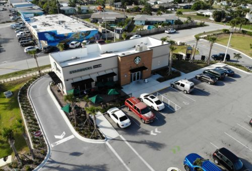 starbucks - melbourne, fl - for sale