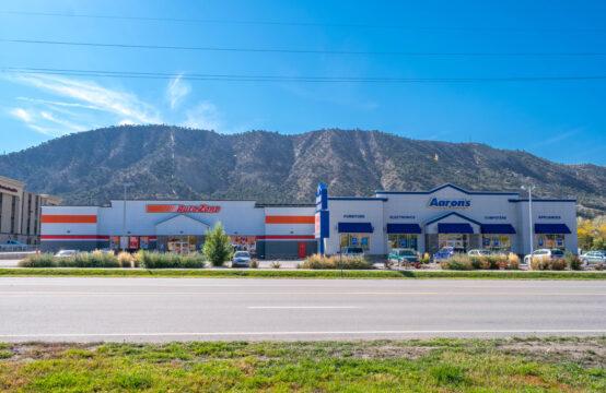 Aaron's & AutoZone Plaza