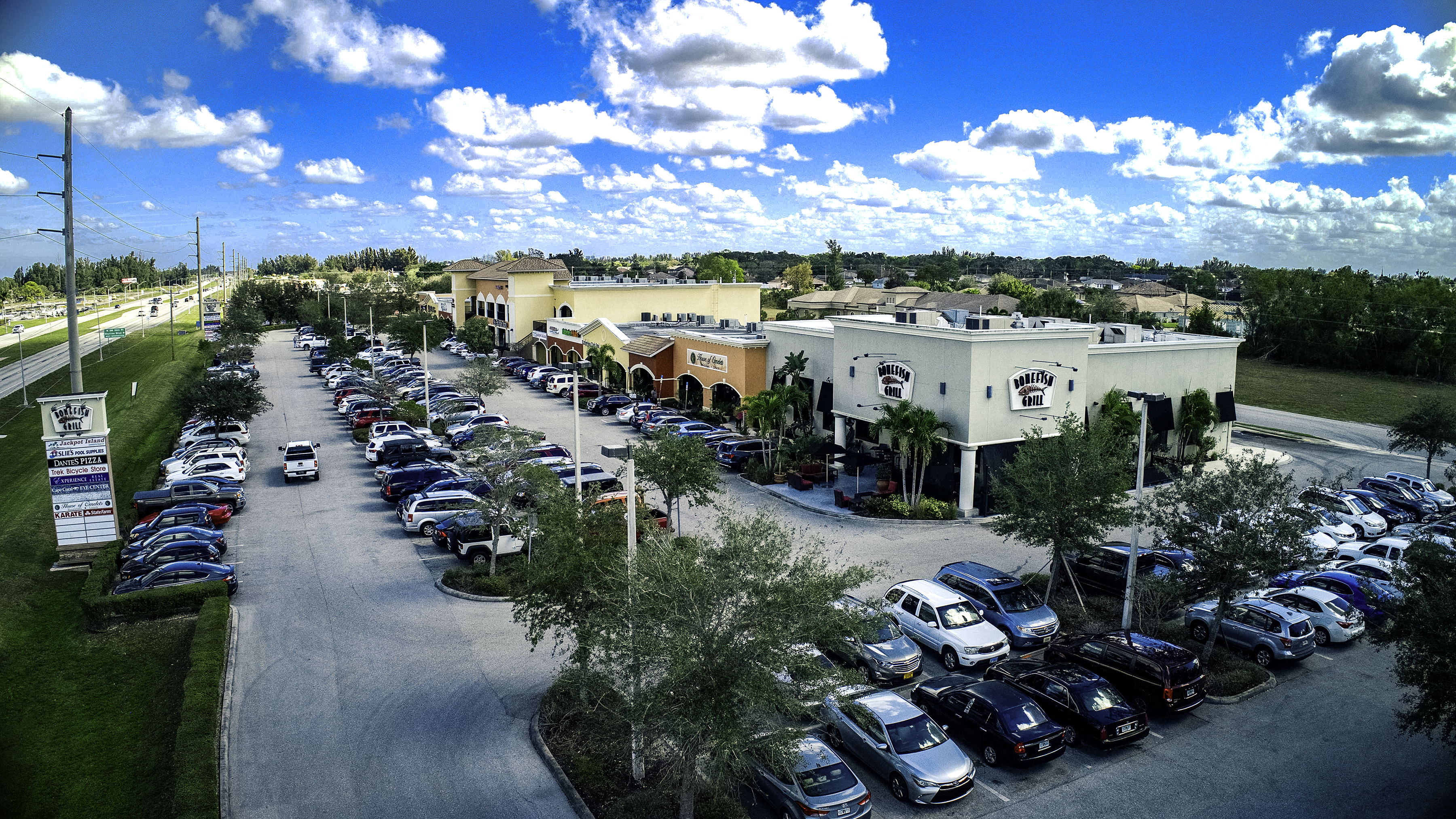 Bonefish Plaza Wolfe Retail Group