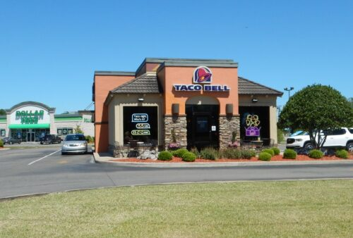 TACO BELL - Cheifland FL - FOR SALE