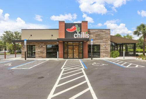 Chili's - Lake City, FL Exterior