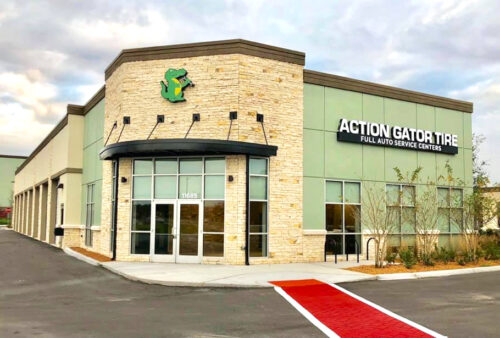 RETAIL FOR SALE - Action Gator Tire, Gainesille, FL