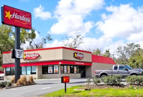 RETAIL FOR SALE Hardee's OM (Ocala, FL)